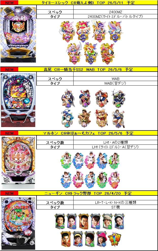 新台カレンダーパチ0410-2